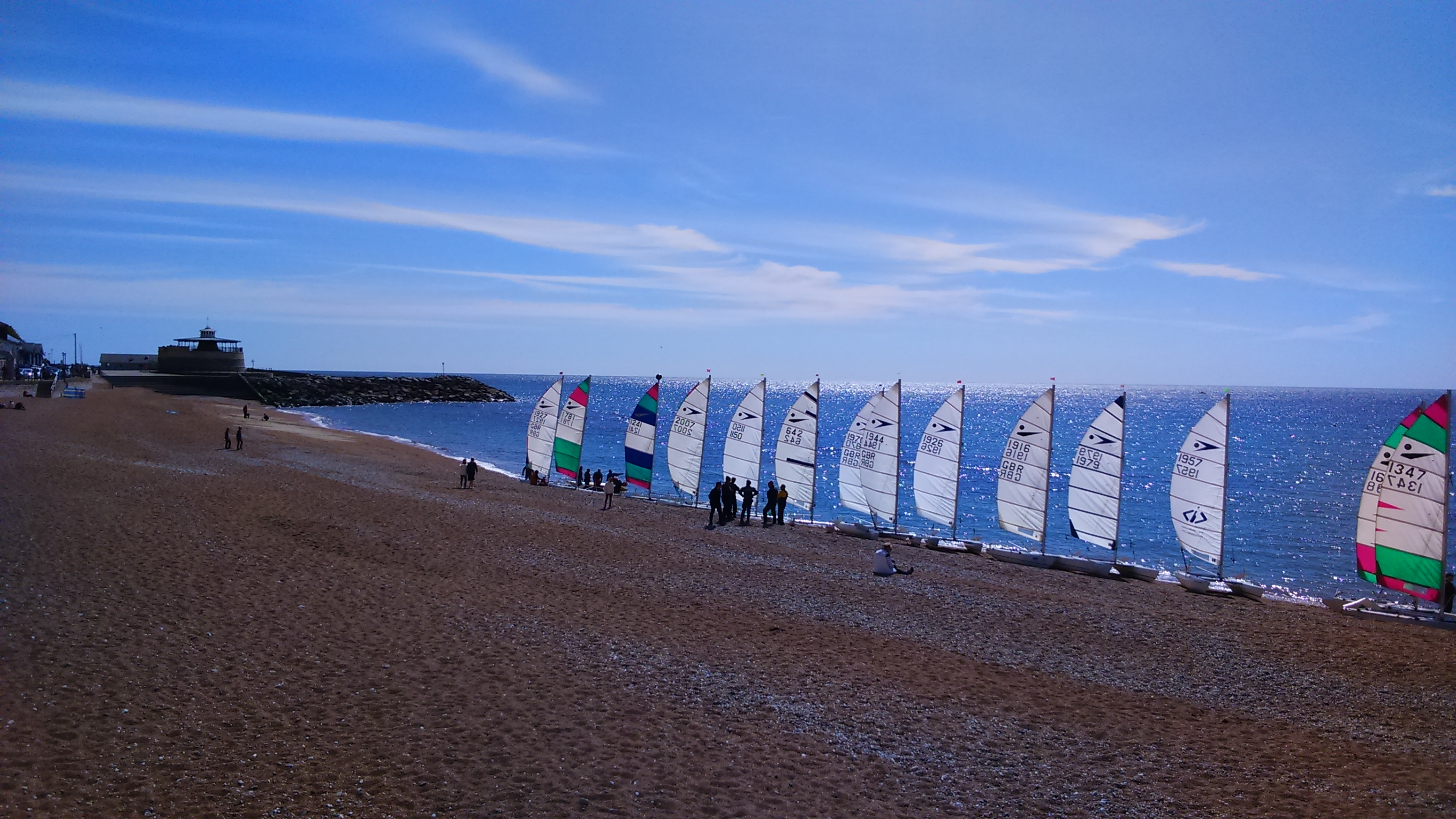 Ventnor Beach Boats